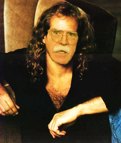 John Bolton with a Michael Bolton makeover.