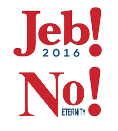 Just like the war on drugs; just say No! to Jeb!
