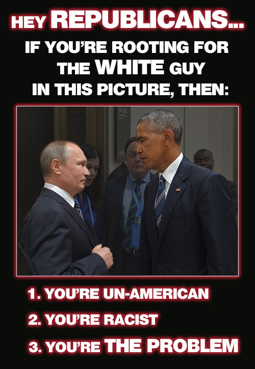 With their strange attraction to Russian President Vladimir Putin, modern day Republicans and supporters of Donald Trump seem to have misplaced their priorities, their common sense and their loyalty to America.